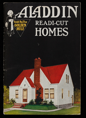 Aladdin Readi-Cut Homes, catalog no. 49, The Aladdin Company, Bay City, Michigan