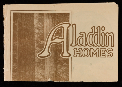 Aladdin Homes, The Aladdin Co., Bay City, Michigan
