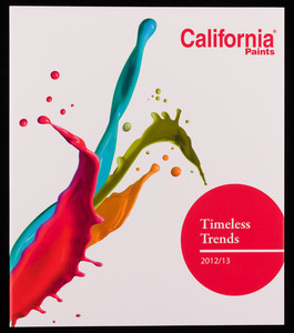 Timeless trends, California Paints, 150 Dascomb Road, Andover, Mass.