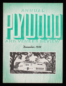Annual plywood and veneer review, Timberman, Portland, Oregon
