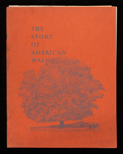 Story of American walnut, by Burdett Green and Bernard C. Jakway, 8th edition, published by American Walnut Manufacturers Association, Chicago, Illinois