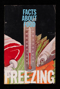 Facts about food freezing, Home Service Committee, Edison Electric Institute, Washington, D.C.