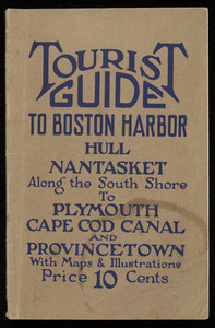 """Tourist Guide to Boston Harbor"""
