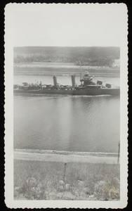 Nina Heald Webber Cape Cod Canal collection (MS028)