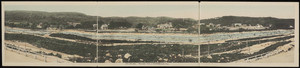 Postcard of a Panoramic View of Bournedale, Mass.