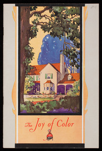 Joy of color, by Ross Crane, Sherwin-Williams, Cleveland, Ohio