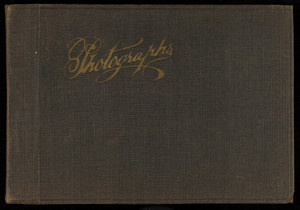Bourne photograph album