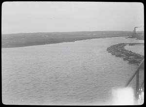 Construction of the Cape Cod Canal
