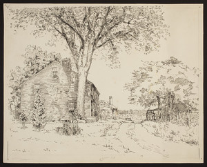 [A Hampton, New Hampshire House.]