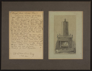 [Franklin Stove.]