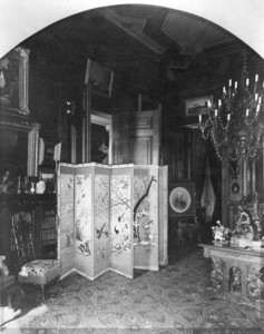Interior view of the Gardner Brewer House, parlor, 29 Beacon St., Boston, Mass.