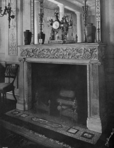 118 Beacon St., Boston, Mass., Parlor..