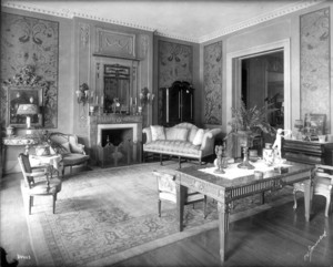 Arthur Little House, 35 Commonwealth Ave., Boston, Mass., Parlor..