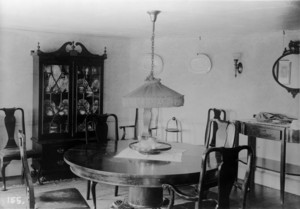 Twin Ash Farm, Dover, Mass., Dining Room.