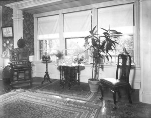 James E. Simpson House, 26 Chestnut St., Salem, Mass., dining room