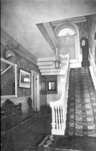Cabot-Endicott-Low House, Salem, Mass., stairwell