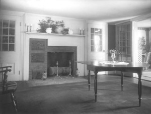 Aaron Bridge House, Wayland, Mass., Kitchen..