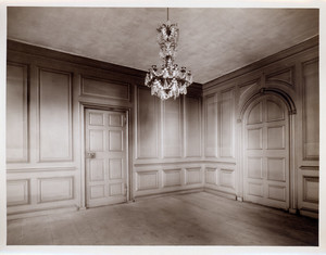 Interior view of the Warner House, parlor, Portsmouth, New Hampshire, June 11, 1932