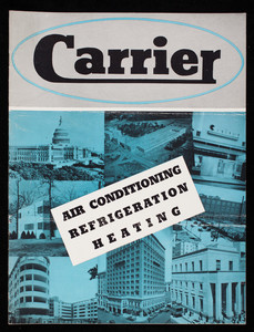 Carrier air conditioning, refrigeration, heating, Syracuse, New York