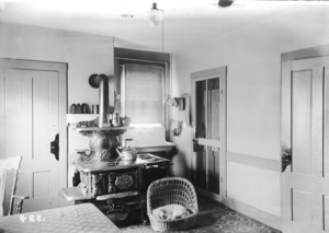 Domestic interiors photographic collection