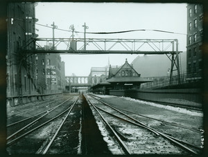 Boston & Albany Railroad Company photographic collection, 1890s-ca. 1920