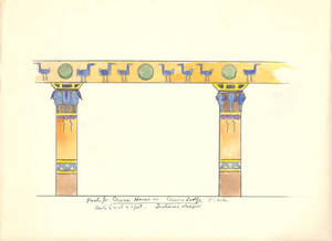Posts for Crane House or Crane Lodge by Ernest Thompson Seton