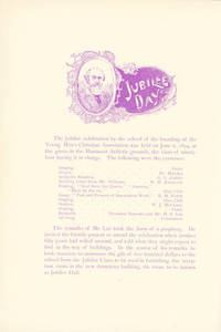 YMCA Jubilee Day at Springfield College, June 6, 1894