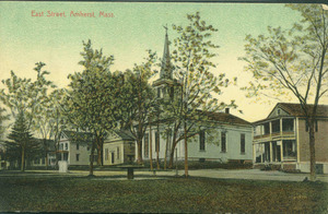 East Street in Amherst, Mass.