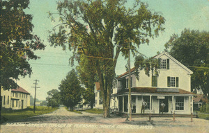 Dickinson Store in North Amherst