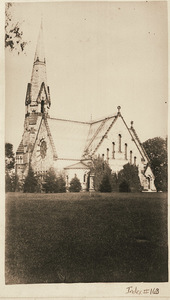 Stearns Church at Amherst College