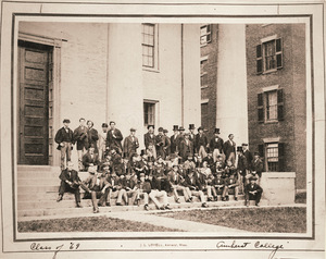 Amherst College Class of 1869
