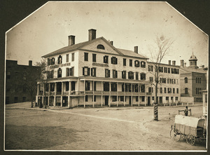 Amherst House on South Pleasant Street