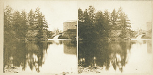 North Amherst mill and pond