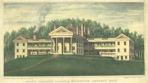 Mount Pleasant Classical Institute in Amherst