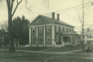 Kellogg House, North Pleasant Street in Amherst