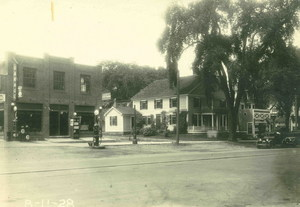 Kiely Brothers Ford and the Whipple House in Amherst