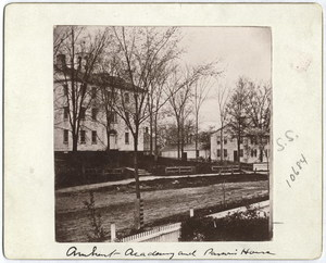 Amherst Academy and Parsons House