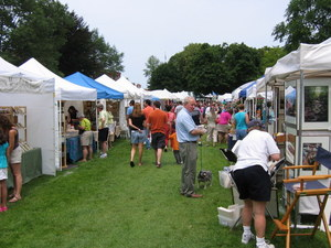 Crafts on the Common