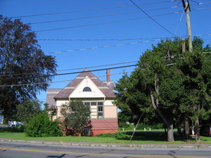 North Amherst Library