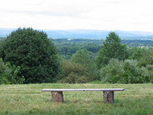 Bench on Mount Pollux