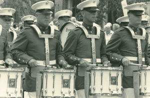 Marine Corps Band, Drum and Bugle Corps, Recognition Weekend parade