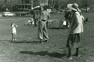 Juggler on the Common