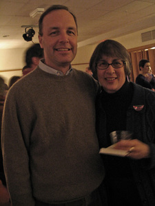 John Musante and Bonnie Isman