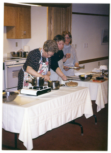 Food and Feasts program at Jones Library