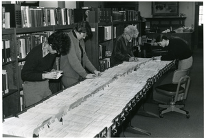 Inventory at Jones Library