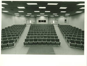 The Appleton Auditorium of the Fuller Arts Center at Springfield College