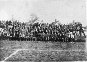 Audience of Boy Scouts (1914)