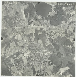 Worcester County: aerial photograph. dpv-7k-85