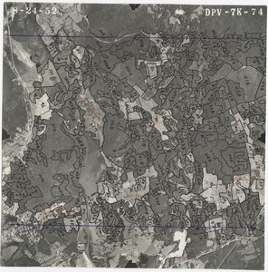 Worcester County: aerial photograph. dpv-7k-74