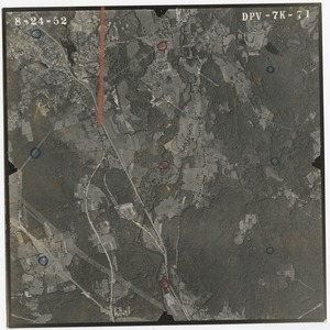 Worcester County: aerial photograph. dpv-7k-71